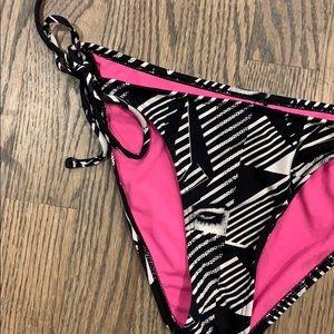 Volcom string bikini bottoms